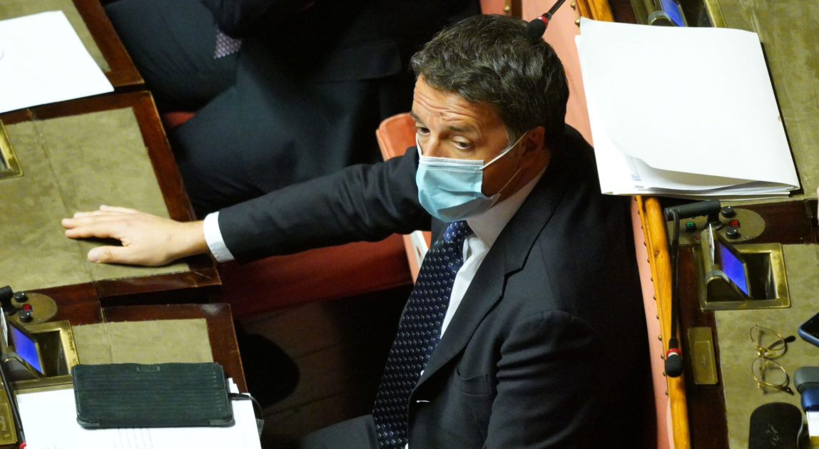 matteo Renzi ma.re consulting srl