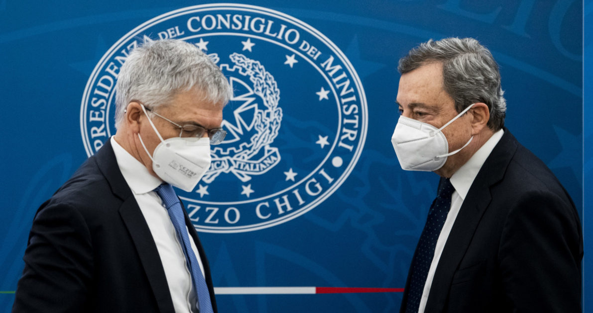 Recovery Plan Franco Draghi