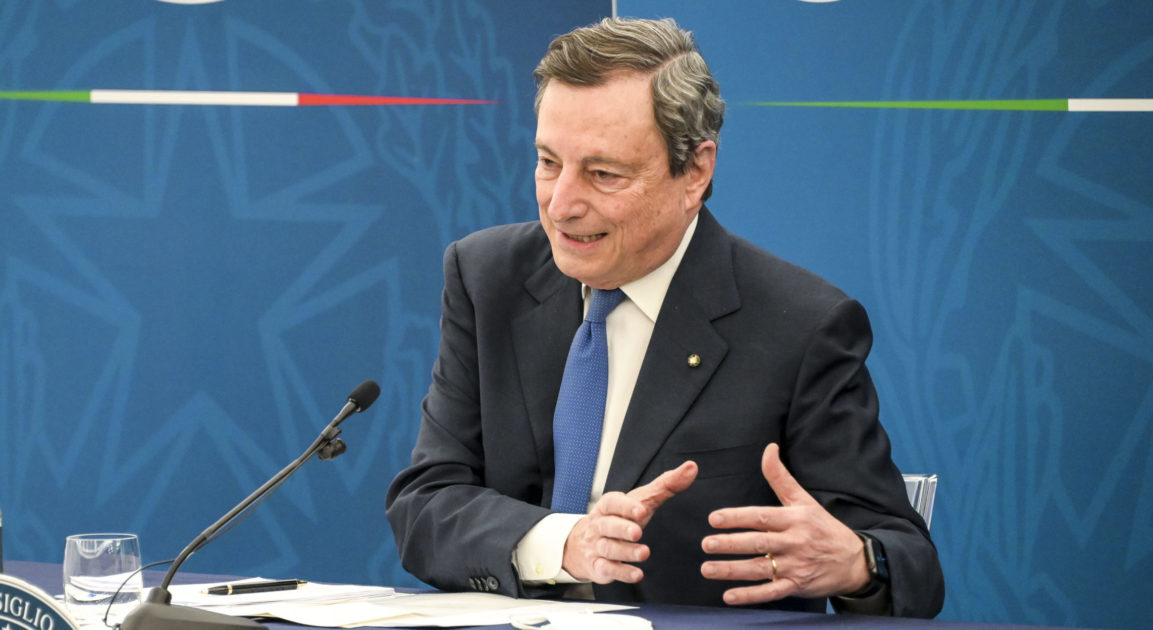 Recovery Plan Draghi