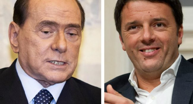 berlusconi renzi report