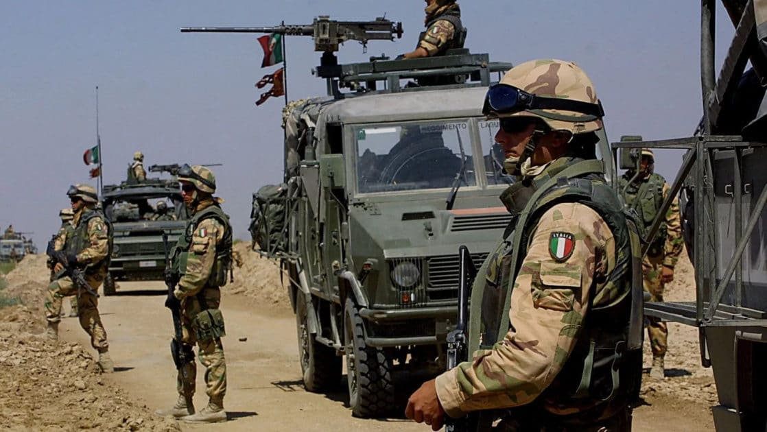 afghanistan esercito